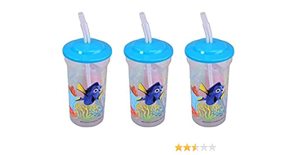 Doc Mcstuffins 14 Oz Sports Tumbler With Lid /& Straw-2Pack