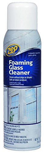 Zep Commercial Foaming Glass Cleaner by MOT4