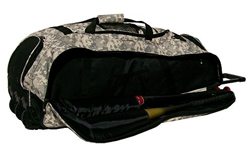 Camouflage Bat Bag - 3