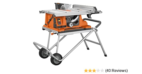 Ridgid r4510 heavy duty portable table saw with stand power ridgid r4510 heavy duty portable table saw with stand power table saws amazon keyboard keysfo Gallery