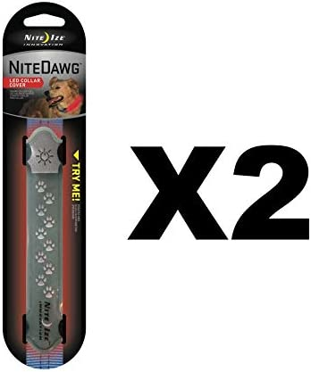 Nite Ize Collar Safety 2 Pack