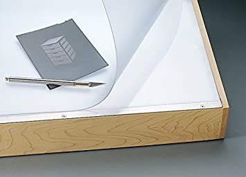 Alvin Translucent Board Cover Sheet VBC55-1 18 x 24