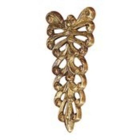 Richelieu General Hardware 24442 Richelieu Collection De Styles Brass Applique Oxidated Brass (Richelieu Styles Collection De Brass)