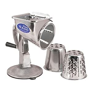 Vollrath (6003) Suction Cup Base King Kutter(TM) Food Processor w/ Cone Numbers 1, 2 & 4 by Vollrath
