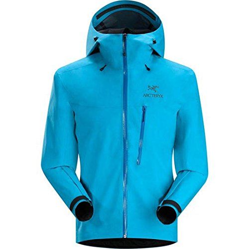 Arcteryx Alpha SL Jacket - Men's Riptide Small