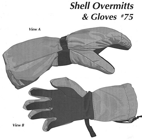 - Controlled Exposure Shell Overmitts & Gloves Sewing Pattern