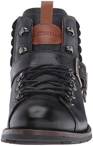 Women's Boot Hiker Laney Black Leather Sebago gTqdg