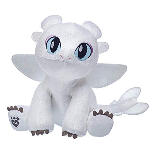 Build A Bear Workshop Light Fury from Build A Bear