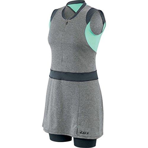 Louis Garneau Icefit 2 Dress with Removable Chamois - Women's Asphalt, (Ladies Chamois)