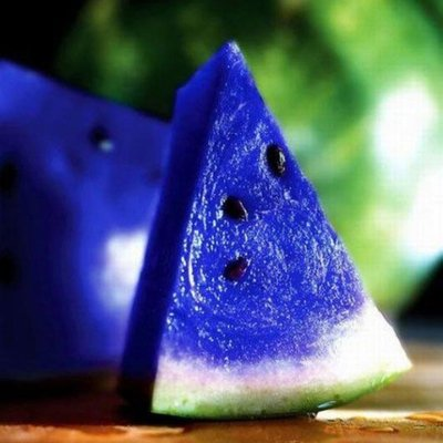 5 seeds Patio/balcony planted watermelon seeds, red/yellow/white / blue flesh watermelon seeds, super sweet watermelon