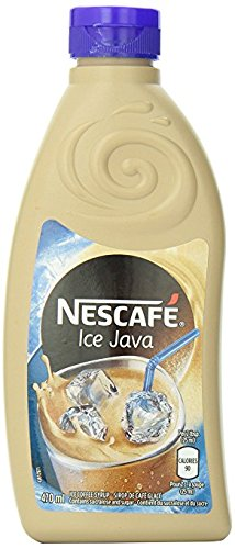 Nescafe Ice Java Cappuccino, 470 Mililiters/16 Ounces - 12 Pack by Nescafe