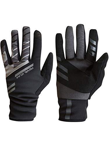 (Pearl Izumi - Ride Pro Softshell Lite Gloves, Black, Medium)
