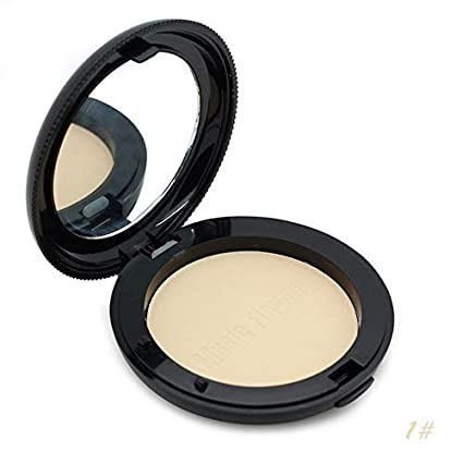1ac3848ac Buy Homely 01: Music Flower Face Makeup Brand HELLO KITTY Style Pressed  Powder Facial Powder Contour Foundation Whitening Concealer Cosmetics  Online at Low ...