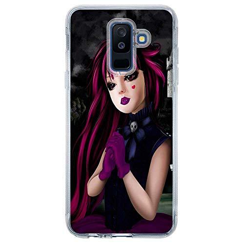 Capa Personalizada Samsung Galaxy A6 Plus A605 Designer - DE01