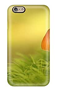 Defender Case For Iphone 6, Animals And Plants Macro Photography Pattern by icecream design