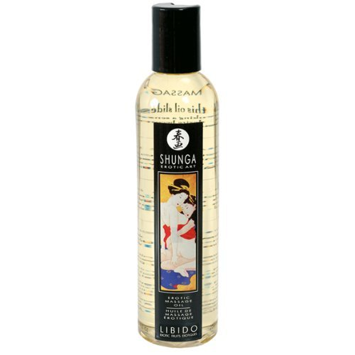 Shunga - Massage Oil Libido (Exotic Fruits) by Shunga Massage Oil