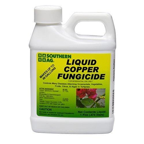 (Southern Ag - Liquid Copper Fungicide - Fungicide,)