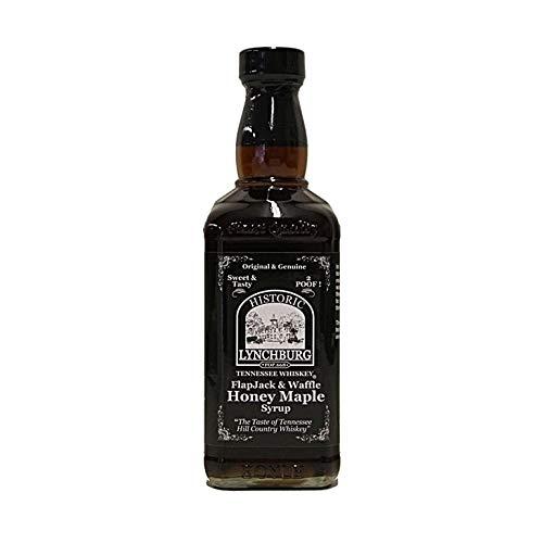 Historic Lynchburg Tennessee Whiskey FlapJack & Waffle Honey Maple Syrup