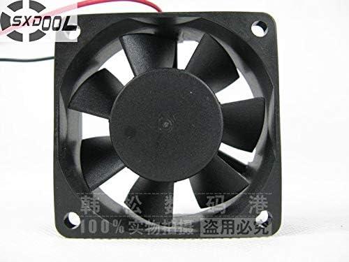 SXDOOL CR0624MB-A70GL 6025 60mm 6cm DC 24V 0.08A Dual Ball server inverter cooling Fan