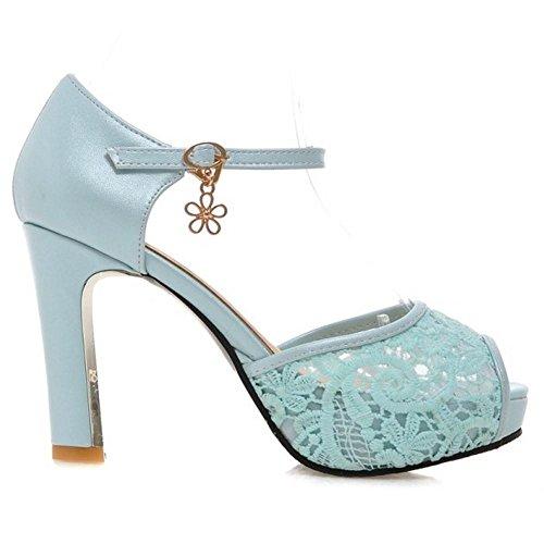 Festa Cularacci Blu Scarpe Peep Toe Donna Sandali aw0RB0FUq