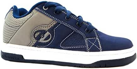 Heelys Men's Split Navy Grey Roller Skate Shoes Sneakers