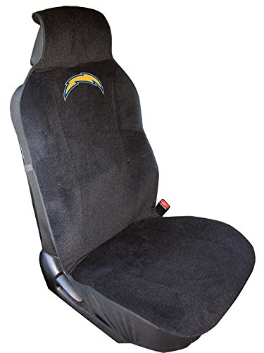 nfl chargers car seat covers - 5