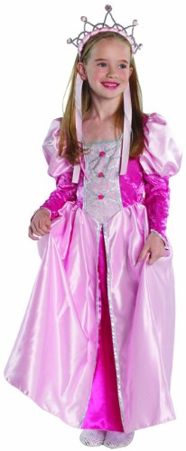 Great Pretenders Medieval Queen Gown (Small) ()