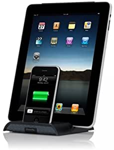 XtremeMac InCharge Duo - Cargador (Interior, Negro, iPad, iPod, iPhone, 100 - 240, 50/60)