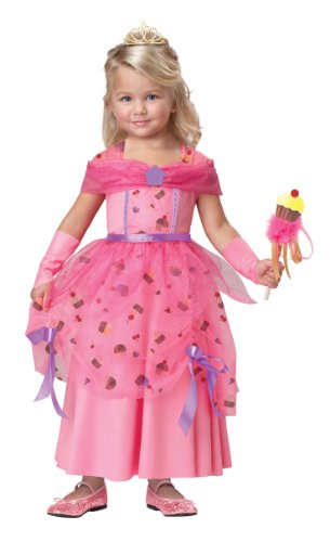 California Costumes Sweet Fairy Princess Costume, 4-6