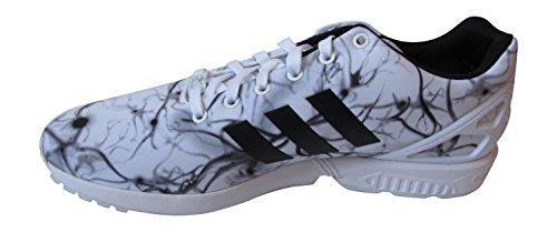 Zx Cblack Flux Ftwwht Zapatillas adidas hombre B24392 para Originals 57nwqE0