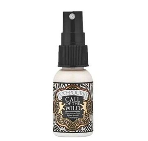 Poo-Pourri Before-You-Go Toilet Spray 1-Ounce Bottle, Call of the Wild - OLD BOTTLE STYLE (1 Ounce Aerosol)