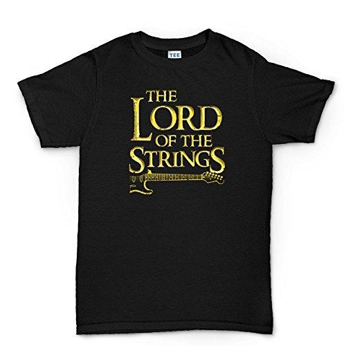 LordOftheStrings59AmericanStandardLesPaulGuitarBLK XL Black