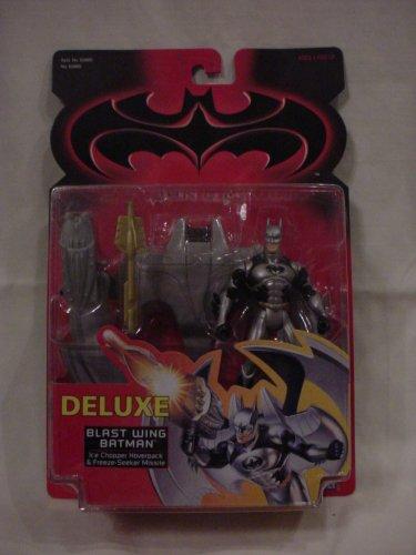 Batman & Robin Deluxe Blast Wing Batmen ()
