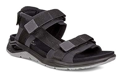 Ecco X-TRINSIC Men's Sandals, BLACK/BLACK, EU 40