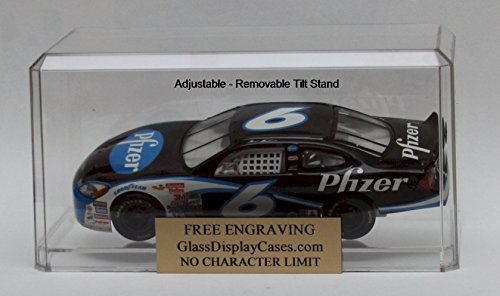 - Keepsakes Under Glass 1/18 Scale Diecast Car Engraved Acrylic Display Case