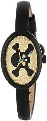 Vivienne Westwood Women's VV056BKBKNC Medallion Black Watch