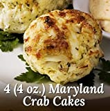 Maryland Crab Cakes - Choose your Size Fresh to your Door - Chicago Steak Company