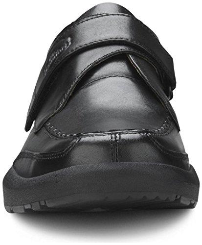 Dr. Comfort Frank Men's Therapeutic Diabetic Extra Depth Dress Shoe: Black 7 Wide (E/2E) Velcro by Dr. Comfort (Image #6)'
