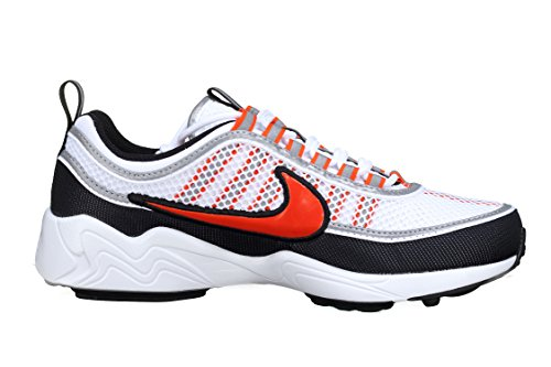 Nike Air Zoom Spiridon '16, Scarpe da Corsa Uomo Multicolore (White / Team Orange 106)