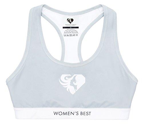 WOMEN'S BEST Exclusive Bra Gris/Blanco