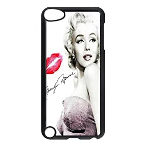 High Quality {YUXUAN-LARA CASE}Super Star Marrlyn Monroe FOR Ipod Touch 5 STYLE-5