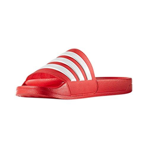 the best attitude 906c9 75938 ... adidas Cf Adilette, Chanclas para Hombre Rojo (Escarl   Ftwbla   Escarl)