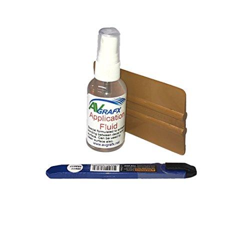 - avgrafx Viny Application Installation Tool Kit For Decals