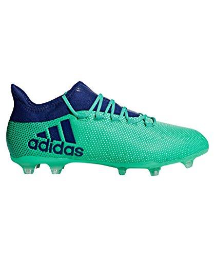 Adidas X 17 2 Fg Scarpe Da Calcio Uomo Blu aerver Tinuni Vealre 000