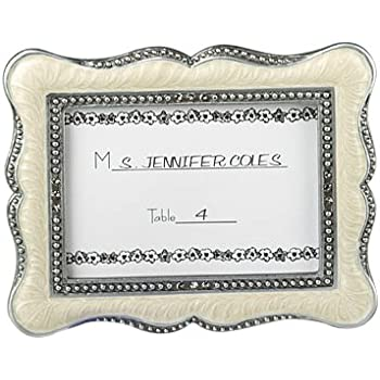 victorian style signs amazoncom victorian baroque style place card frame set of 6