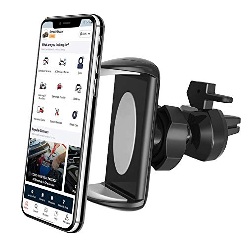 GoDryft Air Vent Mobile Phone Holder with 360 Degree Rotation for All Smartphones