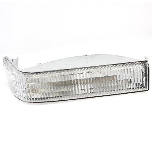 Signal Park Assembly Light (CarPartsDepot CH2521120 Fit 93-96 Jeep Grand Cherokee Side Marker Parking Light Right Side)