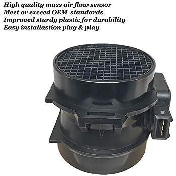Strange Amazon Com Mass Air Flow Sensor Meter Maf For Bmw E36 E39 E46 3 Wiring 101 Capemaxxcnl