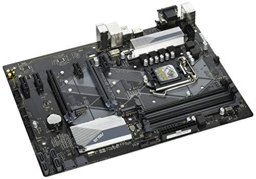 - ASUS Prime H370-A/CSM LGA1151 (300 Series) DDR4 HDMI DVI VGA M.2 ATX Motherboard