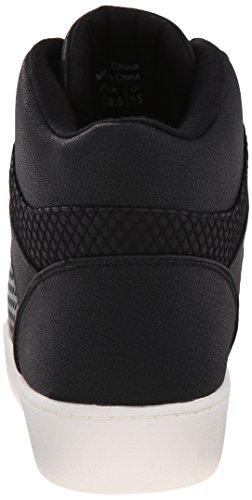Appelez-le Printemps Femmes Jereidda Mode Sneaker Noir Synthétique